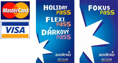 Sodexho Holiday pass